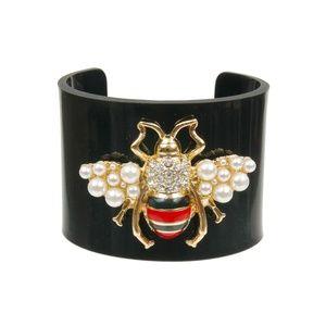 Queen bee Gucci look alike jewelry